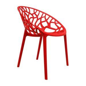 silla aura roja
